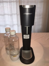 Soda Stream soda maker