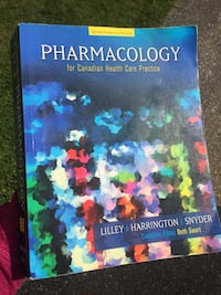 Pharmacology for Canadian Health Care Practice (2nd ed)  Thames Centre, N0L 1G3
