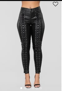 Fashion Nova faux leather pants Houston, 77092