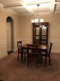FREE Kitchen Table & Chairs with $150 China Cabinet  Sandy Springs, 30328