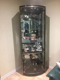 Glass Cabinet  Vaughan, L6A 2G7