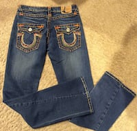 Authentic True Religion denim jeans