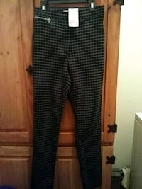 black and gray striped pants Forestville, 95436