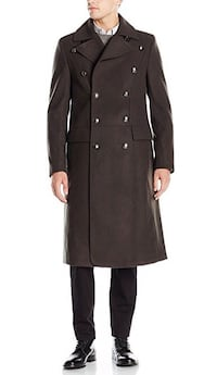 Guess men's wool coat brand new with tags Brampton, L6P 1R2