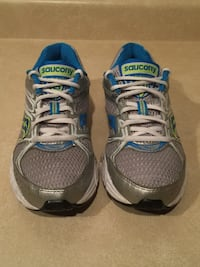 Women's Size 7 Saucony Cohesion 6 Running Shoes London