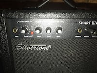 black and gray Marshall guitar amplifier Moncton, E1C 8G4