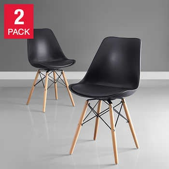 NEW Eiffel Chair, 2-pack