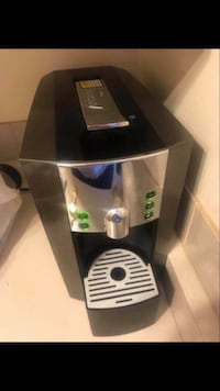 Starbucks Machine - Used only a few times. Uses Starbuck pods.  Edmonton, T5E