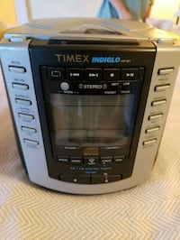 Timex Indiglo Nature Sounds CD player Ellicott City, 21042