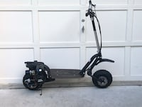 black and gray motorized kick scooter Roswell, 30076