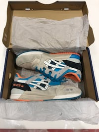 Asics Gel-Lyte 3 Off-White/White Size 10 Vaughan, L6A 3C7