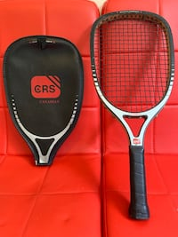 CRS Squash Racket With Case Toronto, M1K 1R8