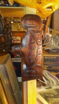 brown and black leather cowboy boots Vancouver