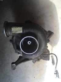 Turbo for a 1995 Ford 7.3 Litre Diesel