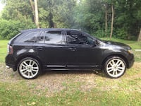 black 5-door hatchback KITCHENER