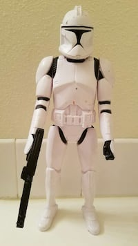 Star Wars - Clone Trooper  **Price Reduced** Yelm, 98597