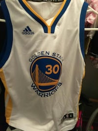 number 30 Stephen Curry Golden State Warriors bask San Jose, 95112