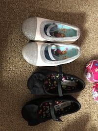 Girls boots/shoes in excellent condition for sale