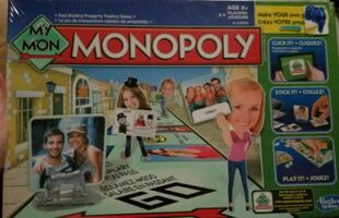 Monopoly My Mon  Edition(make your own game)
