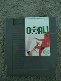 Nintendo entertainment system game GOAL! London, N5W 0A6