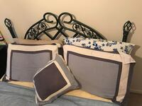 Double Bed - Frame, Box Spring & Mattress **may be sold separately TORONTO