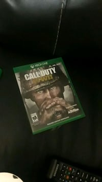 Xbox One Call of Duty WWII case Austin, 78748