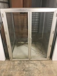Glass case w/ stainless steel frame Collegedale, 37363