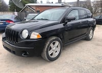 2007 Jeep Compass AS IS SPECIAL/Automatic/4x4/4 Cylinder Scarborough, ON M1J 3H5, Canada, M1J 3H5