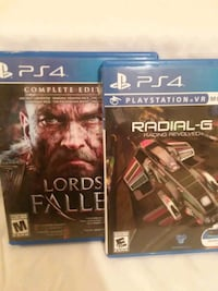 Ps4 games Flowery Branch, 30542