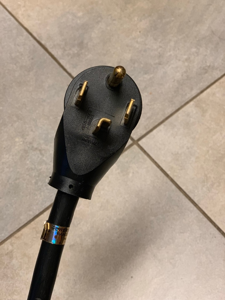 Photo Dryer cord 4 prong