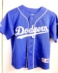 blue and white Dodgers jersey shirt Anaheim, 92806