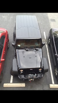 Jeep hardtop roof attachment