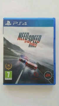 PS4 ORJİNAL NEED FOR SPEED RIVALS OYUN