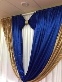 Custom made backdrop / drapes / photo booth Bloomfield, 07003