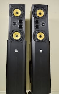 Theatre room tower speaker, great sound, good condition. Chilliwack, V2P 6V4