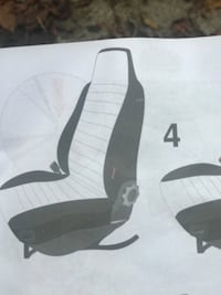 Super nice  New seat covers A set of 2