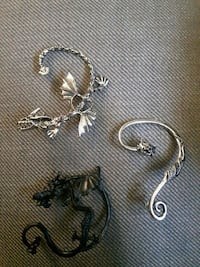 Earrings. $4.00 each or all 3 for $10.00 Burnaby, V5J 2J4