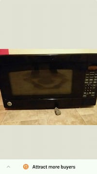 Black microwave good condition works great Middletown, 10940