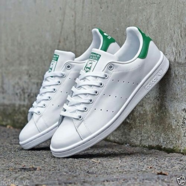 Stan Smith Used M67361 White For Sale In Green Adidas