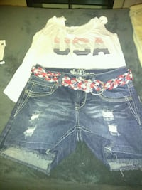 Really cute USA outfit Homosassa, 34446
