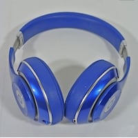 Authentic Beats by Dr. Dre Studio Wired Headphones - Blue Marietta, 30062