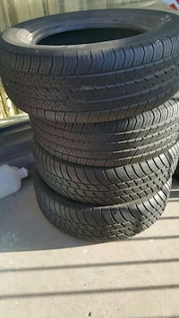 All season tires 215 65 r15 Toronto, M9N 2X7