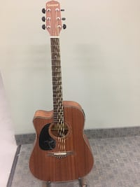 Giannini  GS-41 LH walnut DEERPARK