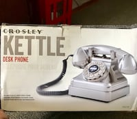 Brand New Crosley Kettle Desk Phone Cambridge, N3C 2V3