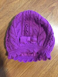 purple knitted button-up sweater Toronto, M1S 3G2
