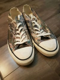 Converse all star shoes woman  Mississauga, L4T 1B1