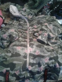 Jacket missing hood  Surrey, V3T 4G7