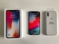 iPhone X 64GB with AppleCare+ Vaughan, L4K 5K1