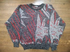Vintage sweaters 80s XL