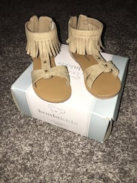 Toddler sandals 10c Tacoma, 98409